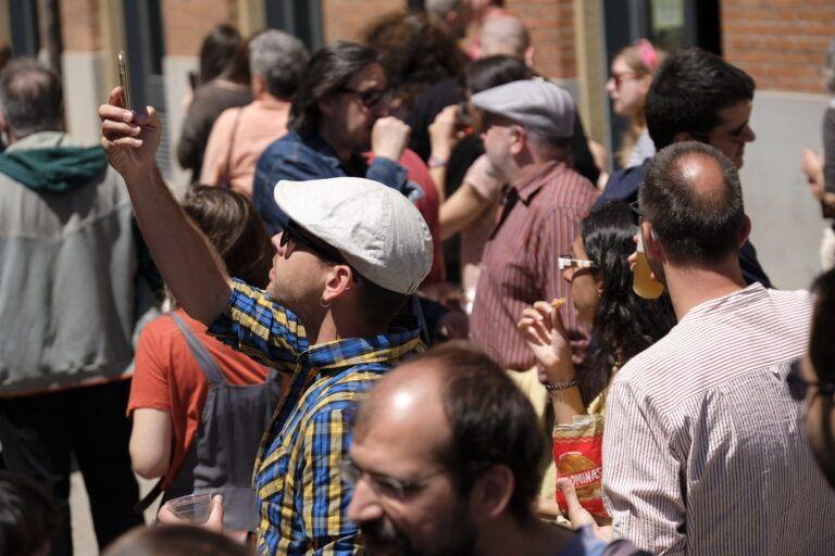 Fira Literal 2019. 11 i 12 de maig de 2019, Fabra i Coats, Sant Andreu (Barcelona)