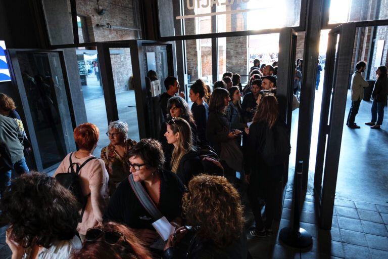 Conferència de Sílvia Federici. Fira Literal 2019. 12 de maig de 2019, Fabra i Coats, Sant Andreu (Barcelona)