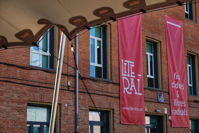 Fira Literal 2019. 11-12 de maig de 2019, Fabra i Coats, Sant Andreu (Barcelona)