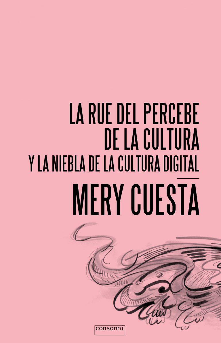 Portada de La Rue del Percebe de la Cultura de Mery Cuesta
