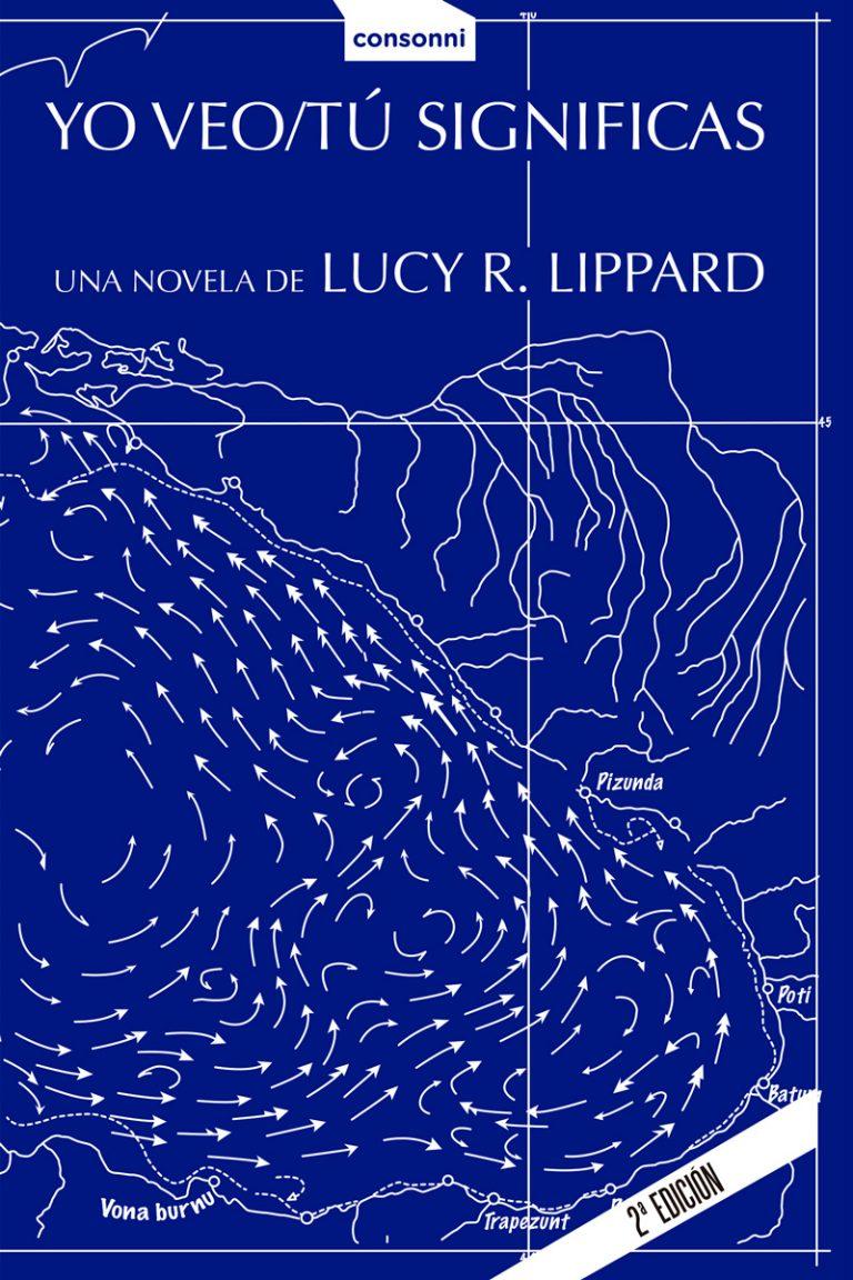 Portada de Yo veo / Tú significas de Lucy Lippard