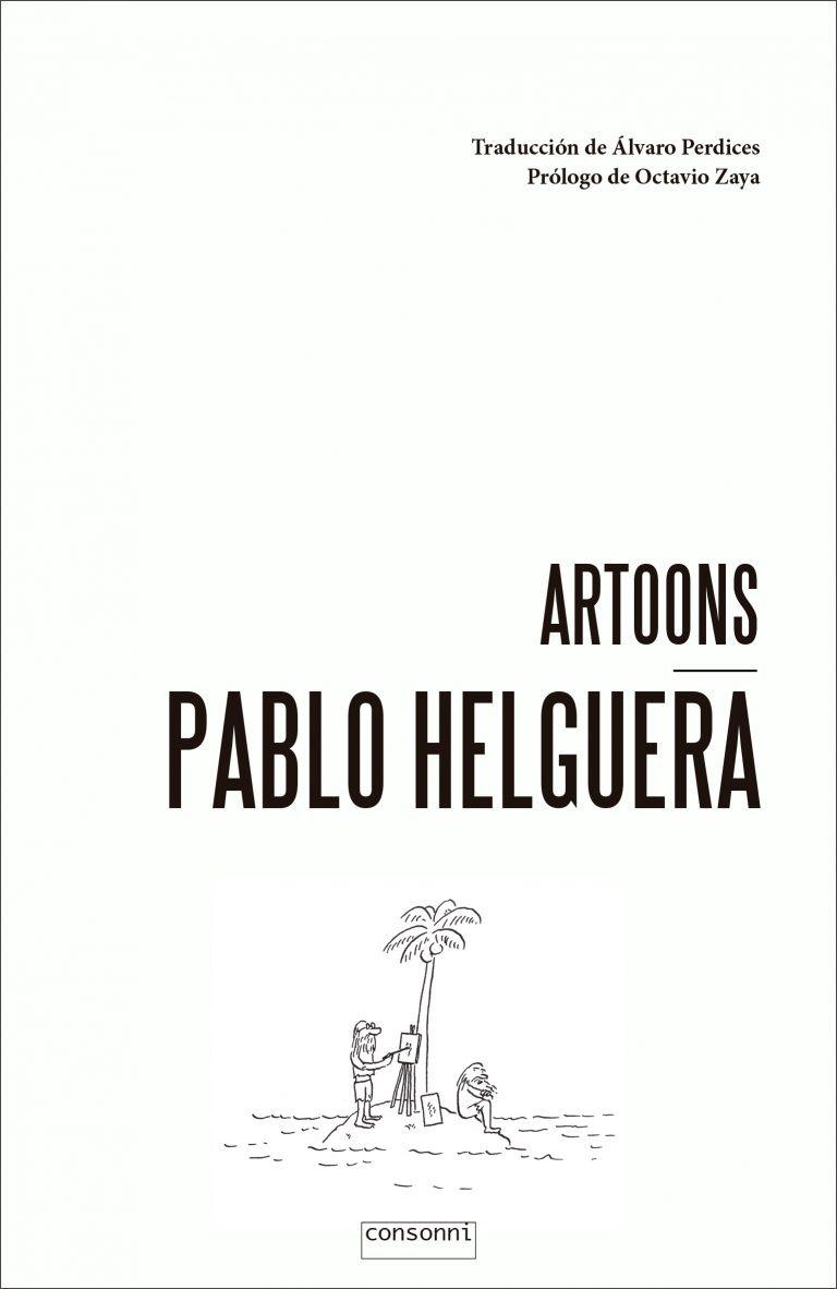 Portada de Artoons de Pablo Helguera