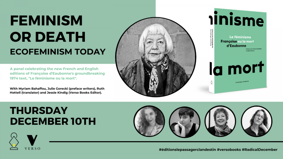 FEMINISM OR DEATH JOINT EVENT Yuki Higashinakano