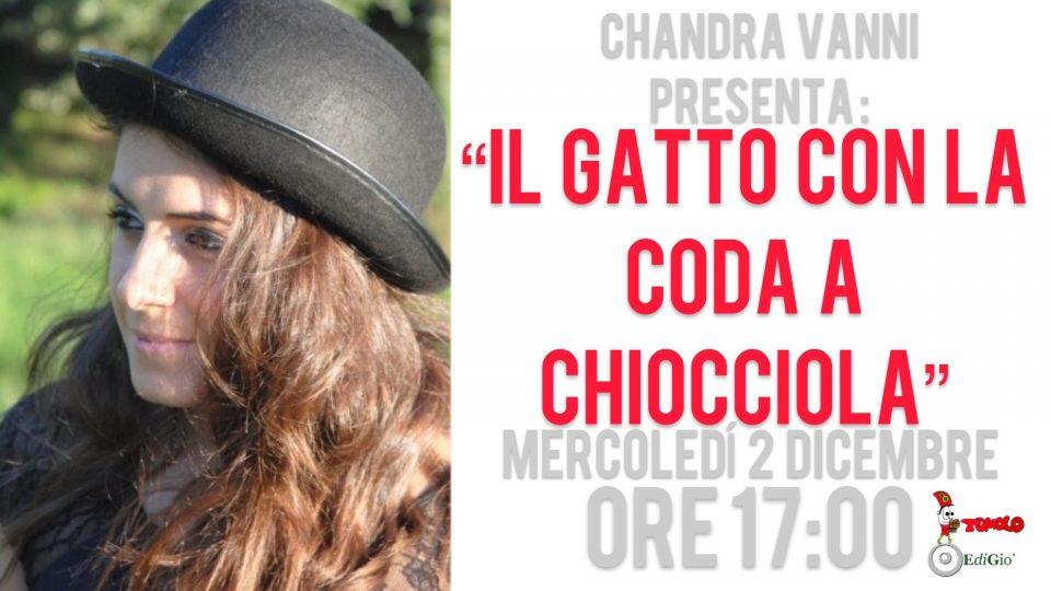 LOCANDINA CHANDRA TOMOLO EDIZIONI